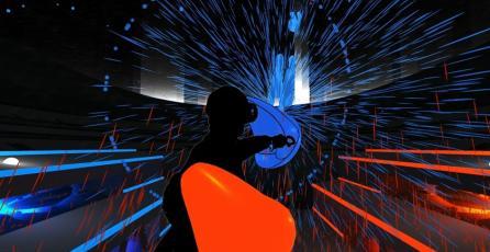<em>Audioshield</em> busca llevar los juegos de ritmo a la realidad virtual