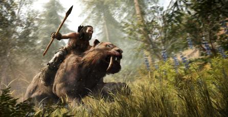 Ubisoft usó el mapa de <em>Far Cry 4</em> para hacer <em>Far Cry Primal</em>