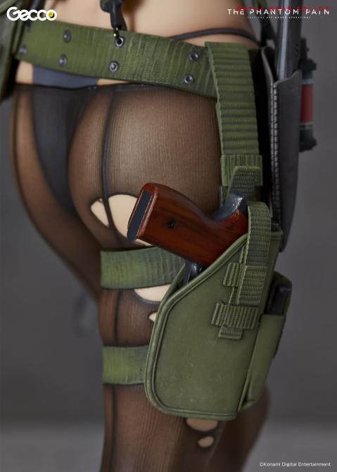 Figura de Quiet de <em>MGS V</em>