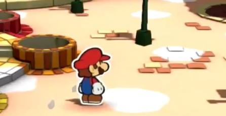 Anuncian <em>Paper Mario</em> para Wii U