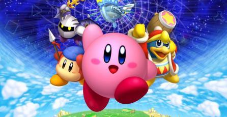 <em>Planet Robobot</em> es el nuevo juego de Kirby