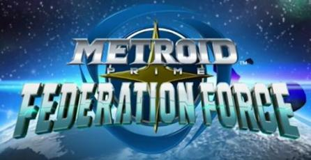 Mira el nuevo trailer de <em>Metroid Prime: Federation Force</em>