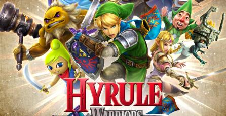 Nintendo anuncia Season Pass para <em>Hyrule Warriors Legends</em>