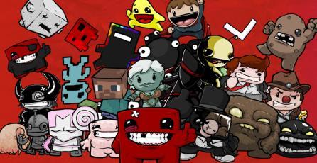 <em>Super Meat Boy</em> es anunciado de manera oficial para Wii U