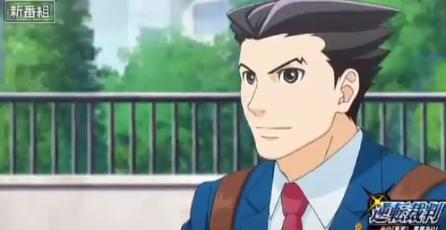 Mira el preview del anime de <em>Phoenix Wright Ace Attorney </em>