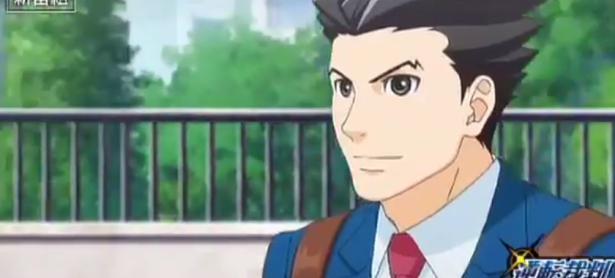 Mira el preview del anime de <em>Phoenix Wright Ace Attorney </em>
