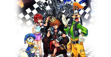 ¿Qué rayos es <em>Kingdom Hearts</em>?