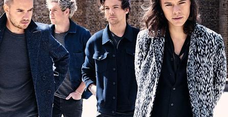Nuevos temas de One Direction llegan a <em>Rock Band 4</em>