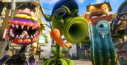 Anuncian DLC gratuito para <em>Plants vs. Zombies Garden Warfare 2</em>