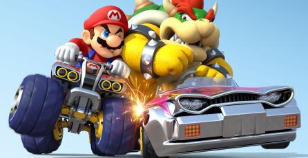 Nintendo cierra sitio web de Mario Kart TV