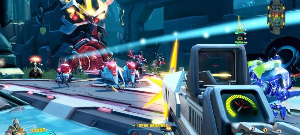Presentan nuevo modo Incursion para <em>Battleborn</em>
