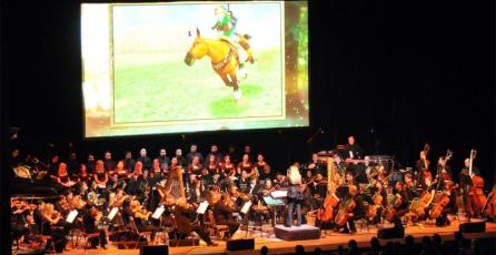 Se confirma tercera fecha de <em>The Legend Of Zelda: Symphony of the Goddesses</em> en Chile