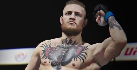 Conan O'Brien se enfrenta a Conor McGregor en <em>UFC 2</em>