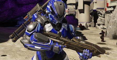 Conoce el nuevo mapa de Warzone para <em>Halo 5: Guardians</em>
