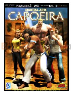 Martial Arts: Capoeira Fighters
