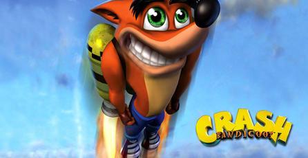 Mira este increíble PlayStation 2 tributo a <em>Crash Bandicoot</em>