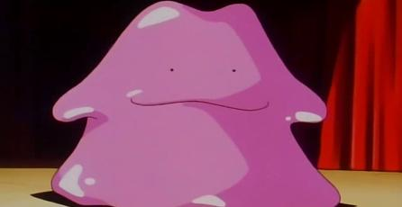 Anuncian peluches de <em>Pokémon</em> con la cara de Ditto
