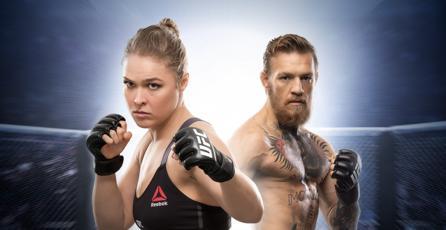 <em>EA Sports UFC 2</em>