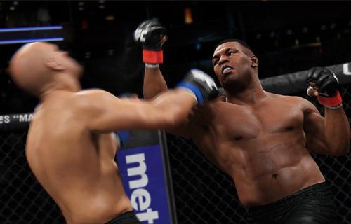 Aparte de Mike Tyson, otras leyendas de las artes marciales mixtas vuelven para hacer del roster de EA Sports UFC 2 uno muy robusto