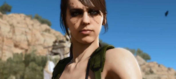 Quiet ya está disponible en <em>Metal Gear Online</em>
