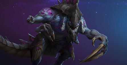Primeras imágenes de Dehaka, el nuevo héroe de <em>Heroes of the Storm</em>