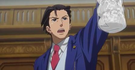 <em>Ace Attorney 6</em> se presenta con un prólogo animado