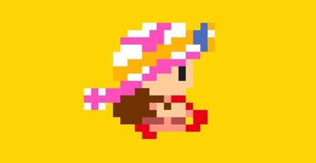Anuncian atuendo de Toadette para <em>Super Mario Maker</em>