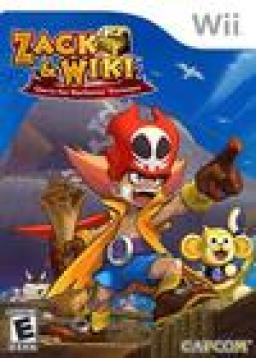 Zack & Wiki: Quest for Barbaros Treasure