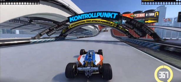 Ya está disponible la Beta abierta de <em>Trackmania Turbo</em>