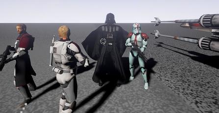 Fans de <em>Star Wars</em> quieren rehacer <em>Battlefront III</em>