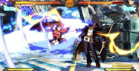 Demo de Guilty Gear Xrd: Revelator hará su estreno en Abril