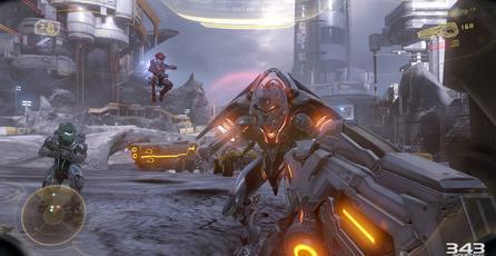 Liberan trailer de Warzone Firefight, el nuevo modo de <em>Halo 5</em>
