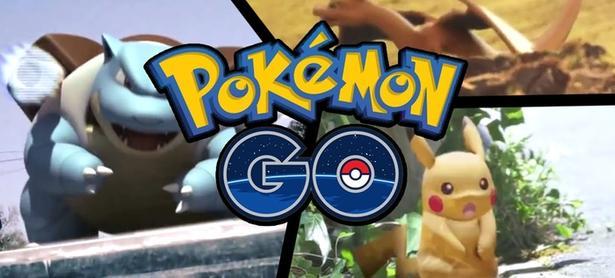 Este sería el primer gameplay de <em>Pokémon Go</em>