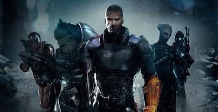 Desarrollador de <em>Mass Effect</em> reveló nueva IP con una playera