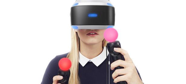 Sony realizará preorden de paquete básico de PlayStation VR