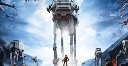 <em>Star Wars: Battlefront</em> recibe parche de 8 GB