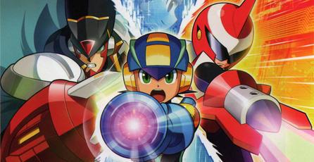 <em>Mega Man Battle Network</em> empezó como un juego de horror