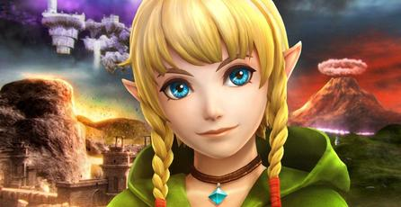 Mira a Linkle en el nuevo trailer de <em>Hyrule Warriors Legends</em>