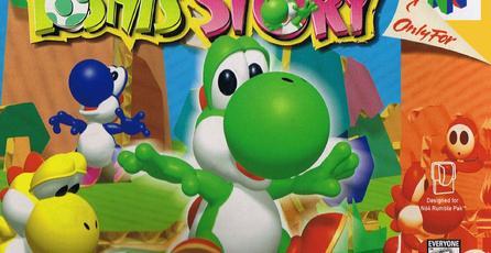 <em>Yoshi's Story</em> llegará mañana a Wii U