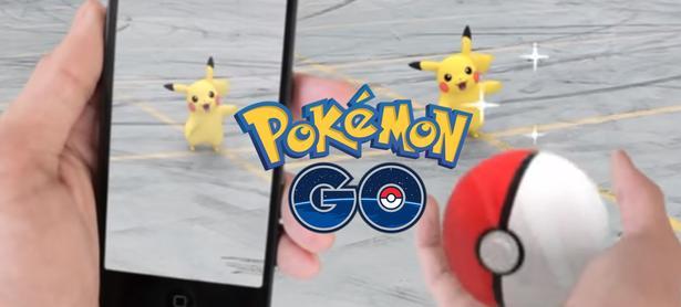 Revelan nuevos detalles e imágenes de <em>Pokémon Go</em>