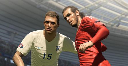 Nueva actualización de <em>PES 2016</em> incluye la Eurocopa