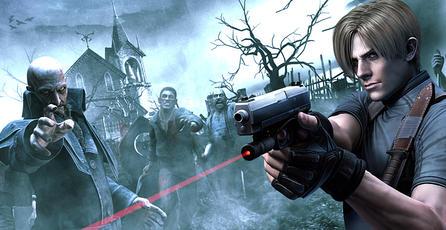 Mira las capturas del proyecto HD de <em>Resident Evil 4</em>