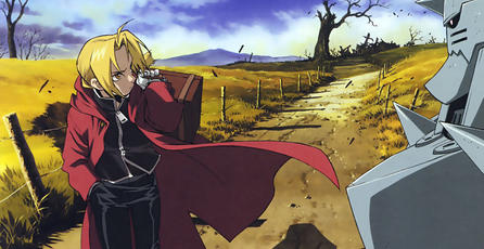 Anuncian live-action de Full Metal Alchemist