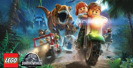 <em>LEGO Jurassic World</em> llega a iOS y Android