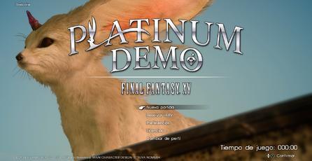 <em>Final Fantasy XV</em>: Impresiones del Platinum Demo