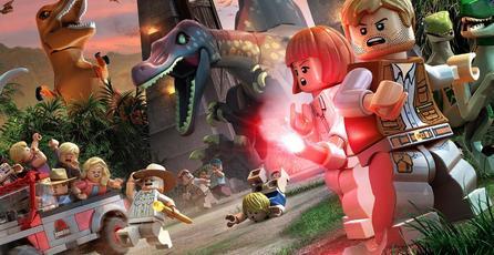 <em>LEGO Jurassic World</em> se estrena en iOS y Android