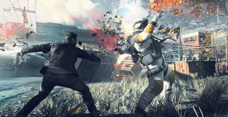 Remedy explica por qué <em>Quantum Break</em> fue lanzado en PC