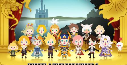 Pruebas del arcade de <em>Theatrhythm Final Fantasy</em> inician este mes en Japón