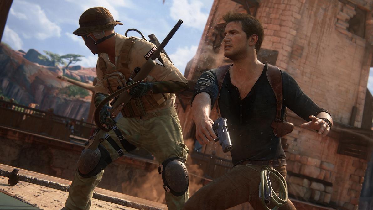 Nuevas imágenes de <em>Uncharted 4: A Thief's End</em>