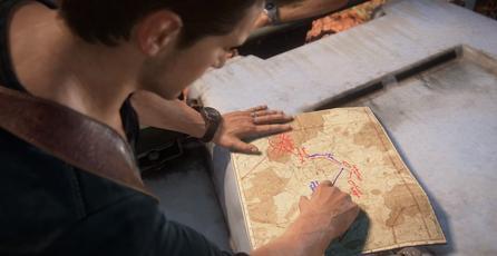 Se revela nuevo gameplay de <em>Uncharted 4</em>